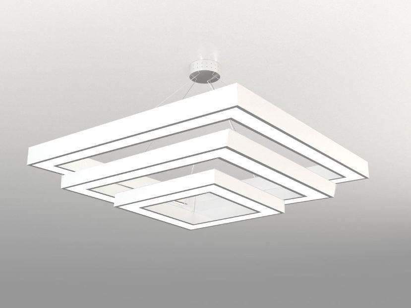 LED pendant lamp NAF S600-S900-S1200 - Neonny