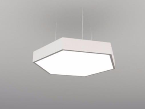 LED pendant lamp NAH 600-900-1200 - Neonny