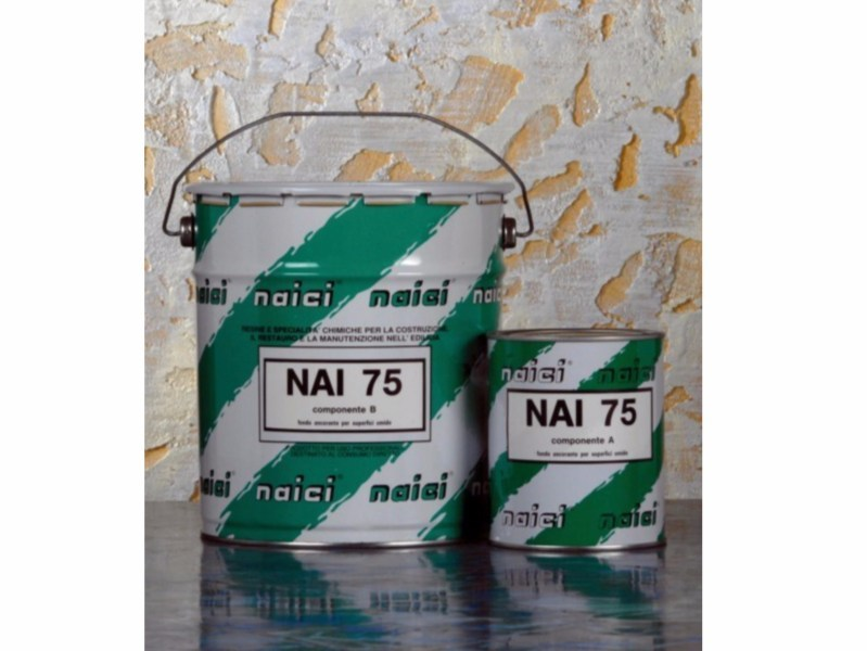 Primer / Base coat and impregnating compound for paint and varnish NAI 75 - NAICI ITALIA