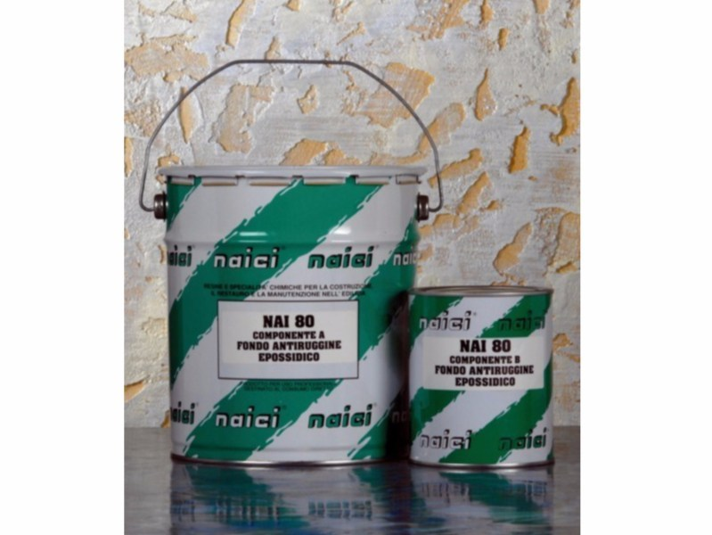 Primer / Base coat and impregnating compound for paint and varnish NAI 80 - NAICI ITALIA