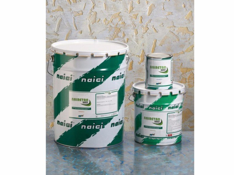 Seal and joint for insulation product NAIRETAN GUSCE by NAICI ITALIA