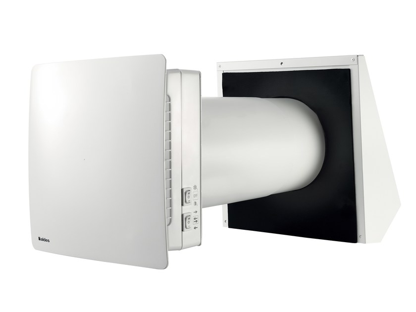 Residential Heat recovery unit NANO AIR 50 - ALDES