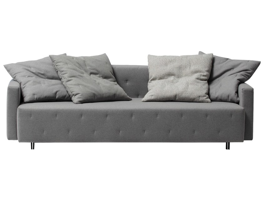 Fabric sofa bed NAP - SANCAL
