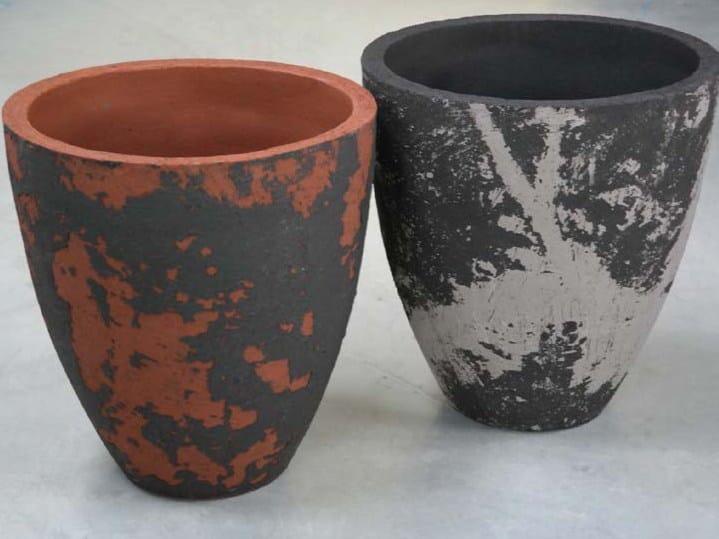 High terracotta vase NARA - Domani