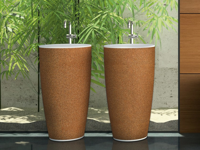 Freestanding washbasin NATUR - AMA Design