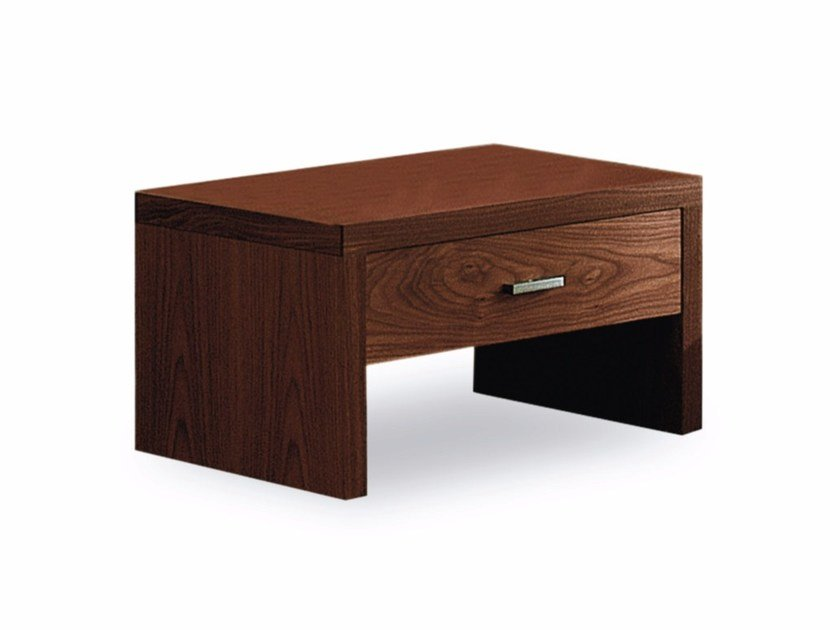 Wooden bedside table NATURA 1 | Bedside table - Riva 1920