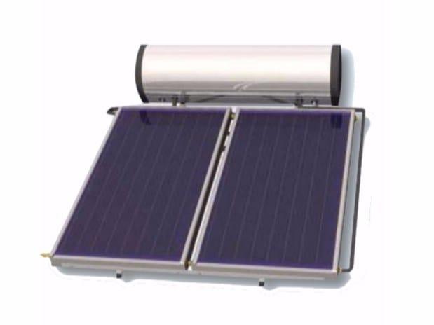 Natural circulation Solar heating system NATURAL SUN - Fintek