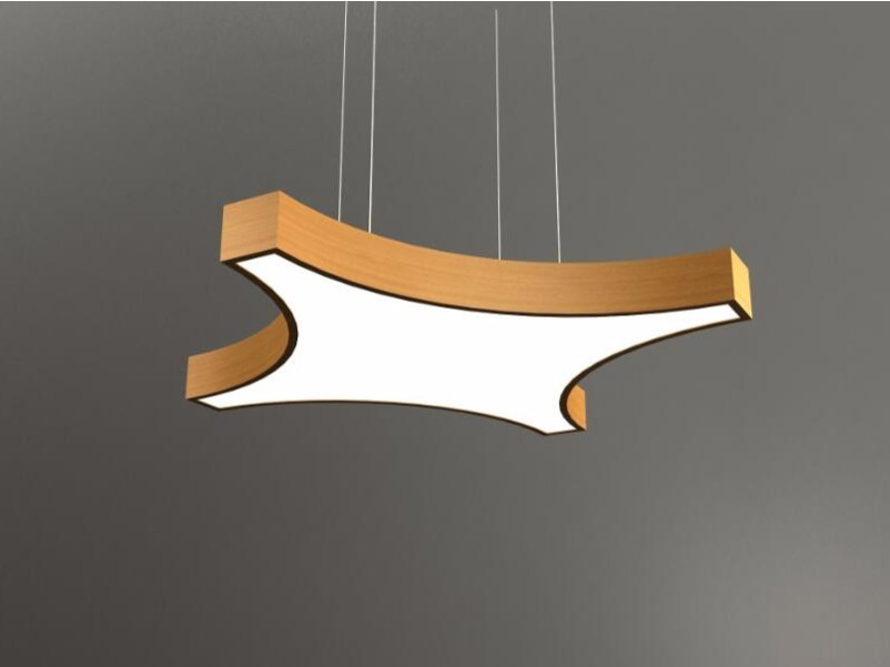 Modular pendant lamp NAY LINK4 D1000B - Neonny