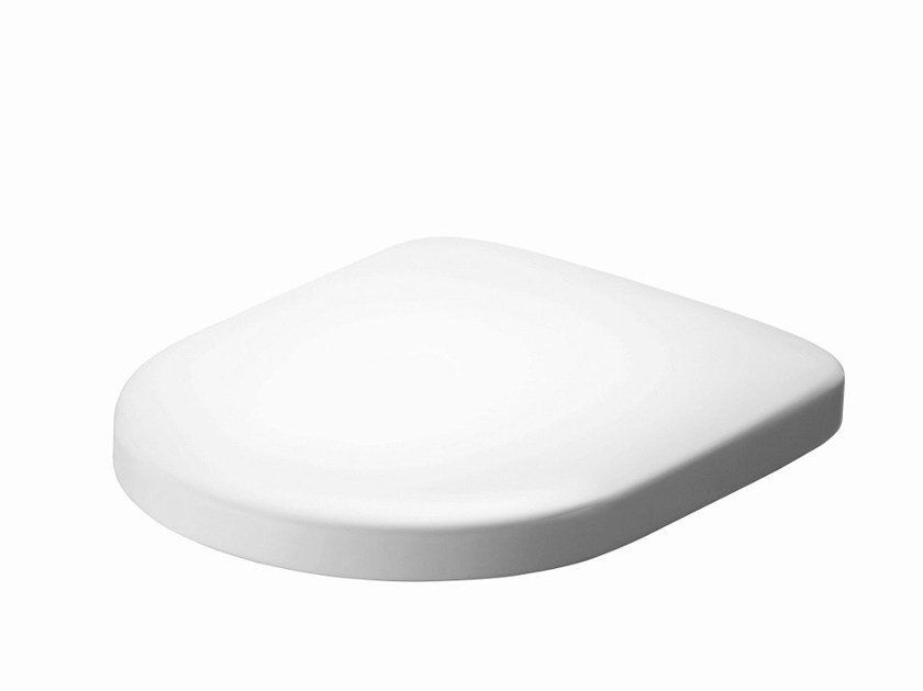 Resin toilet seat with soft close NC | Toilet seat with soft close - TOTO