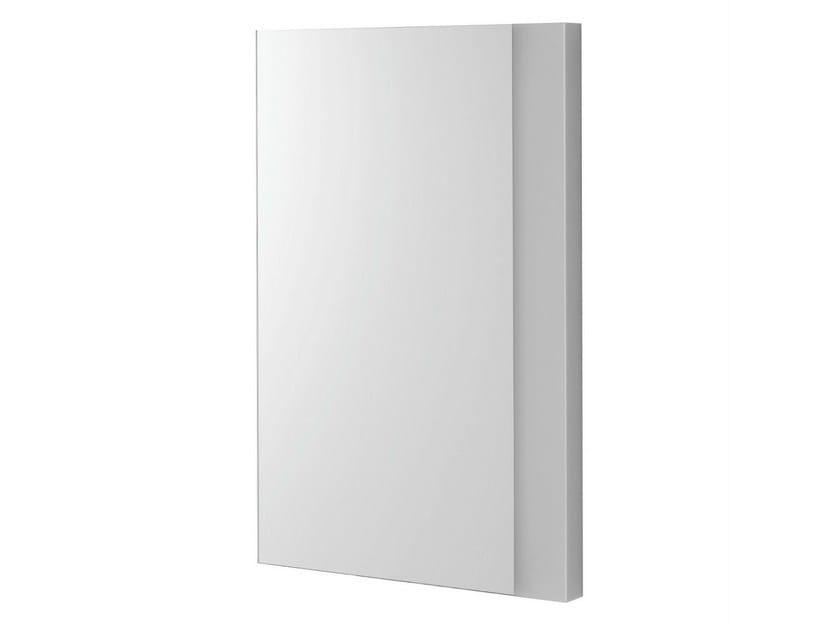 Miroir mural avec clairage int gr pour salle de bain nc - Miroir salle de bain avec eclairage integre ...