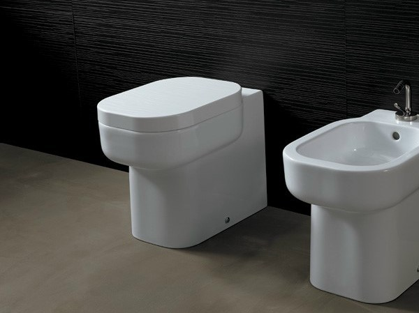 Ceramic toilet NEAT | Toilet by Alice Ceramica