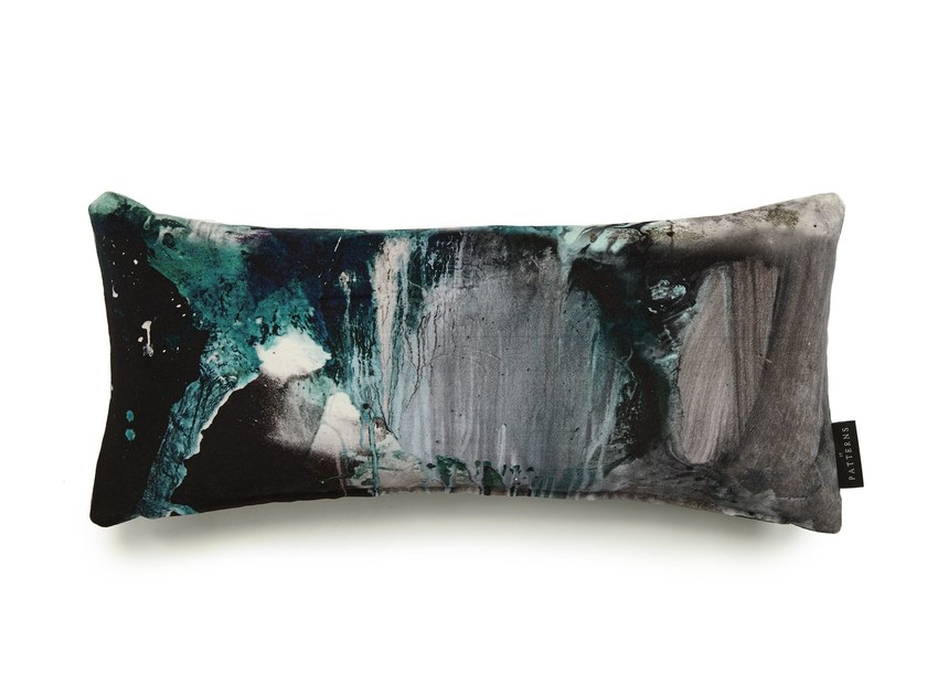 Rectangular cushion with removable cover NEBULOUS   Rectangular cushion by 17 patterns