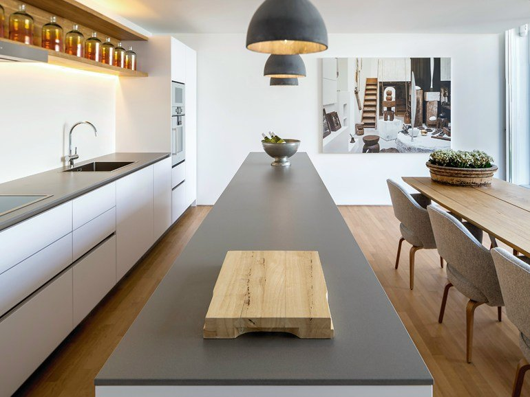 Kitchen worktop NEOLITH KITCHEN LOUNGE - Neolith by The Size