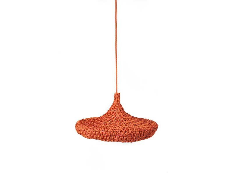 Rope pendant lamp NEST | Pendant lamp - Potocco