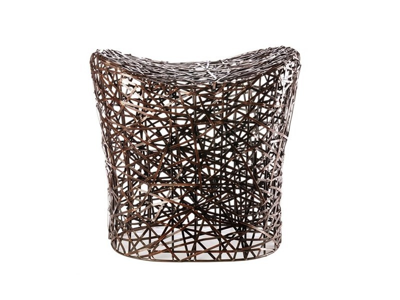 Metal stool NEST - Pols Potten