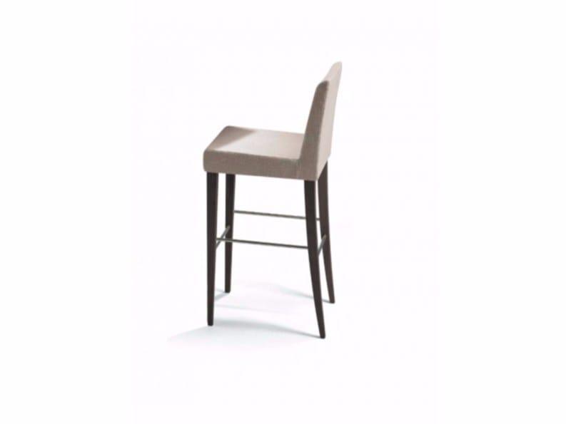 Fabric counter stool NEUILLY | Counter stool - Canapés Duvivier