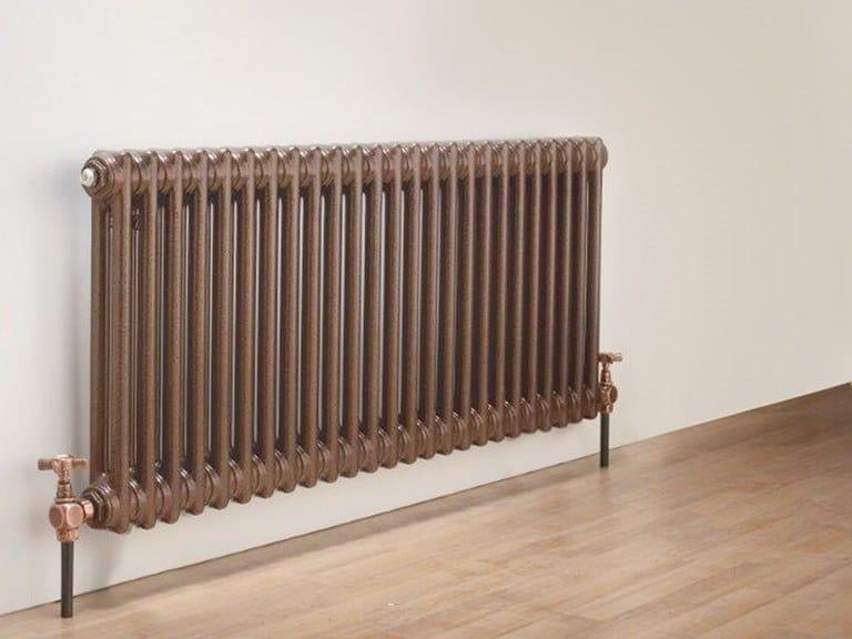 Floor-standing horizontal radiator NEW LINE | Floor-standing radiator by DELTACALOR