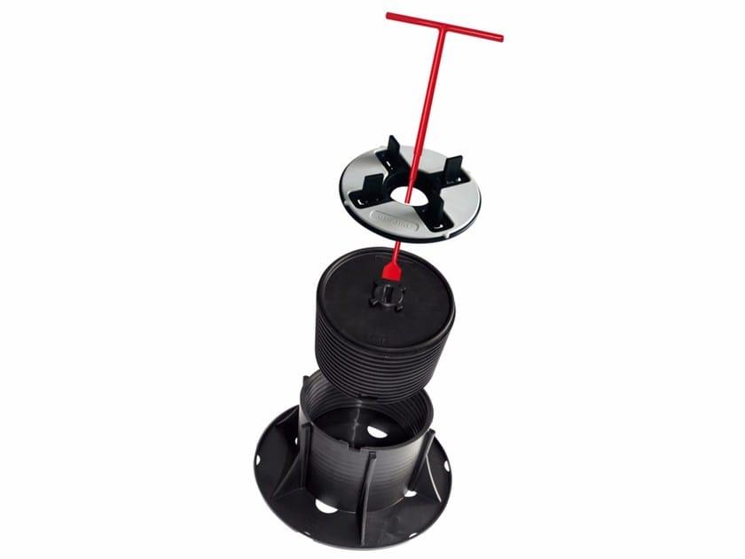 Modular system for raised flooring NEW MAXI - ETERNO IVICA