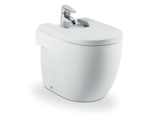 Ceramic bidet NEW MERIDIAN | Bidet by ROCA SANITARIO