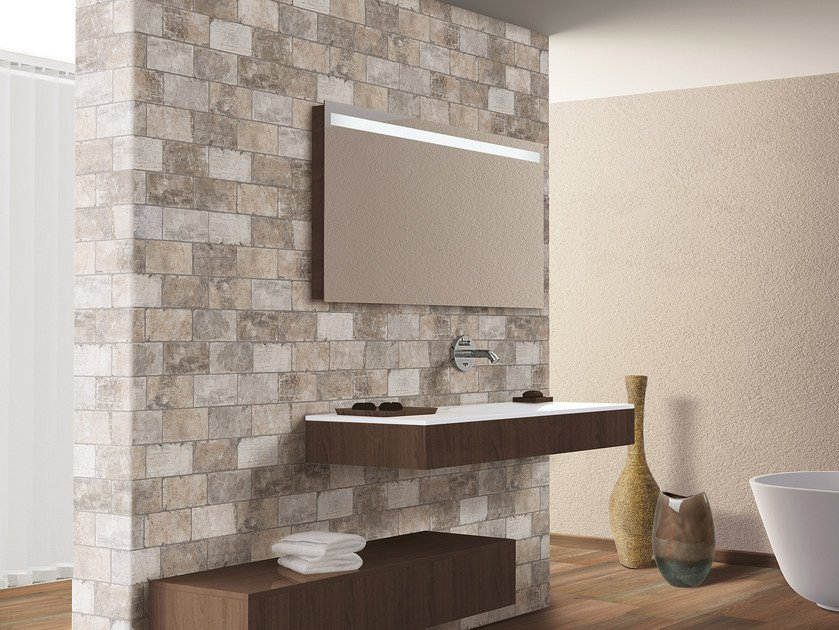 Porcelain stoneware wall/floor tiles with stone effect NEW YORK | Wall tiles - CIR