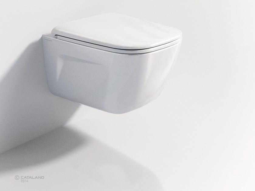 Wall-hung toilet NEWLIGHT NEWFLUSH 55 - CERAMICA CATALANO