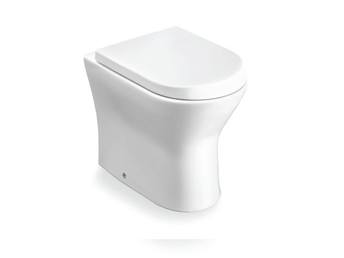 Ceramic toilet NEXO | Toilet by ROCA SANITARIO
