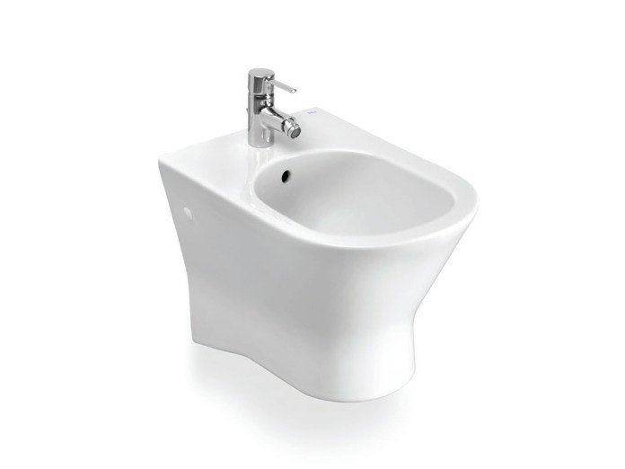Wall-hung ceramic bidet NEXO | Wall-hung bidet - ROCA SANITARIO
