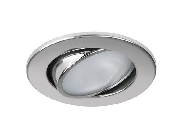 LED recessed adjustable spotlight NIKITA 9W - Quicklighting