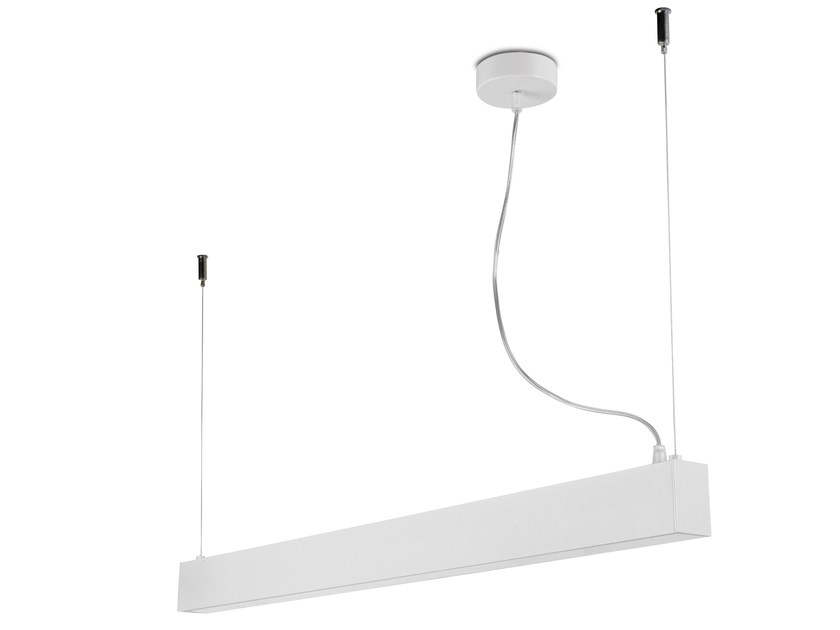 Lampada a sospensione a LED in alluminio con dimmer NIT DOWN - LED BCN Lighting Solutions