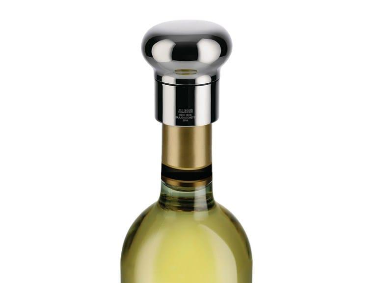 Stainless steel bottle stopper NOÈ | Bottle stopper - ALESSI