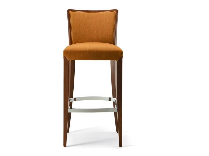 Sedia alta in tessuto NOBILIS | Sedia alta - Varaschin