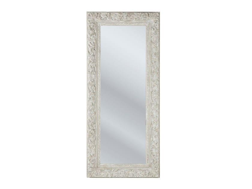Rectangular wall-mounted framed mirror NOBILITY - KARE-DESIGN