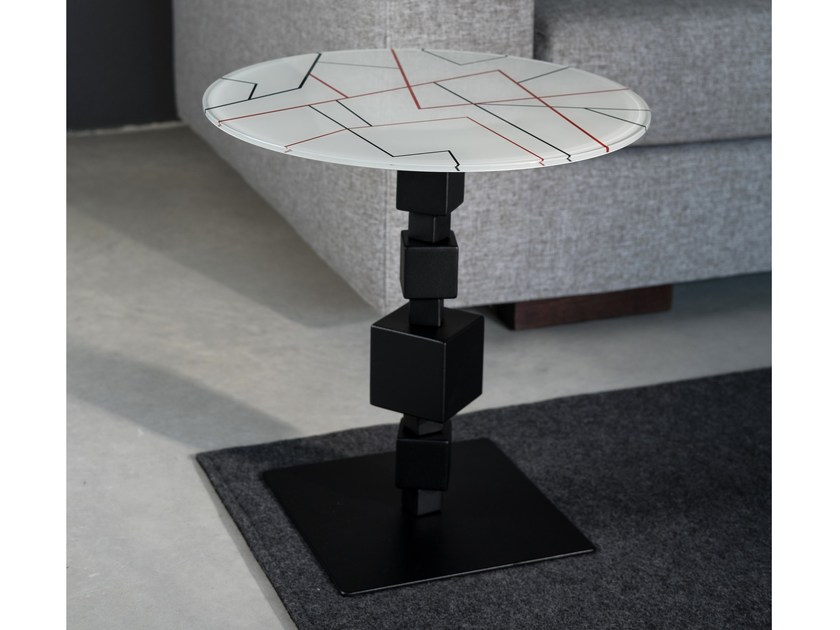Round coffee table NOLITA | Coffee table - Elli Design