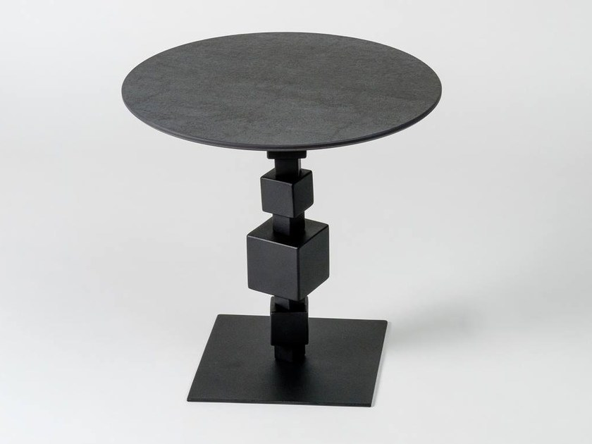 Round coffee table NOLITA | Laminam® coffee table - Elli Design
