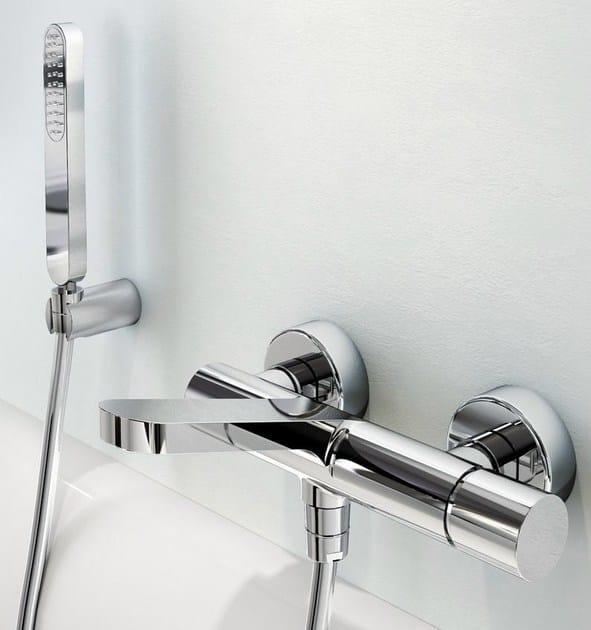 Bathtub mixer with flow limiter NOMOS GO | Bathtub mixer - FIMA Carlo Frattini