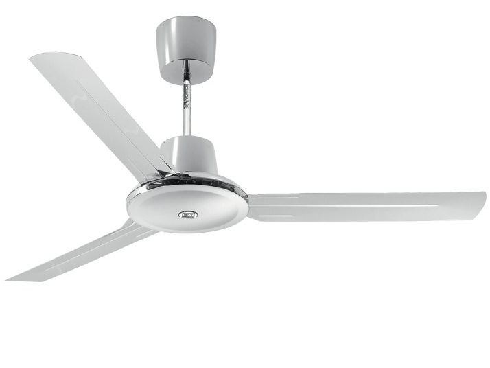 "Ceiling fan NORDIK EVOLUTION R 120/48"" ORO BIANCO by Vortice"