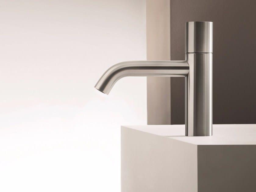 Single handle washbasin mixer without waste NOSTROMO - 2603WF - Fantini Rubinetti