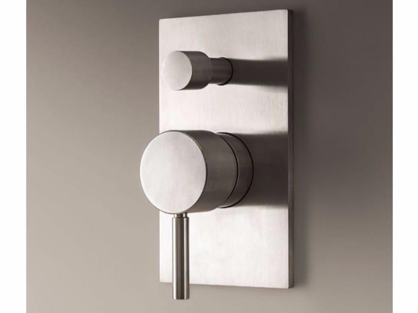 Bathtub tap / shower tap NOSTROMO - D022A/E422B - Fantini Rubinetti