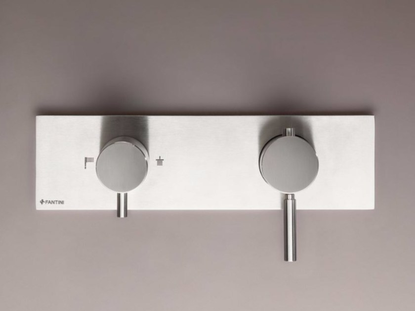 Bathtub mixer NOSTROMO - D272A/4872B by Fantini Rubinetti