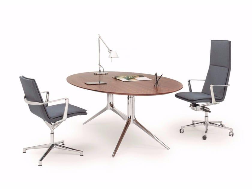 Oval office desk NOTABLE DESK | Oval office desk by ICF