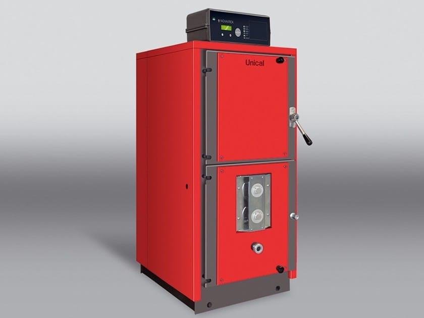 Wood-burning boiler NOVAIREX by Unical AG