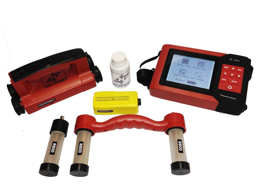 Covermeter NOVASCAN R630A/R800 - NOVATEST