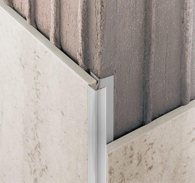 Profilo paraspigolo in alluminio NOVOCANTO® ARROW - EMAC Italia