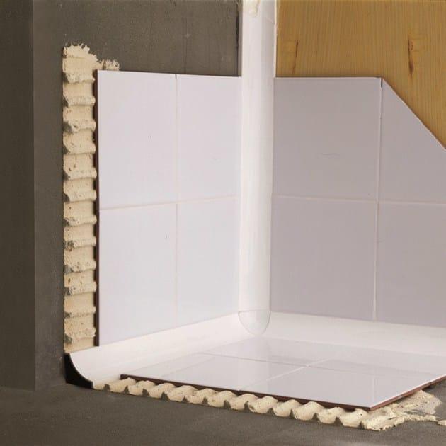 Bordo antibatterico per pavimenti per rivestimenti NOVOESCOCIA® 1 | Bordo antibatterico - EMAC Italia