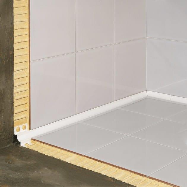 Antibacterial edge profile for floors for walls NOVOESCOCIA® 5 PVC | Antibacterial edge profile - EMAC Italia
