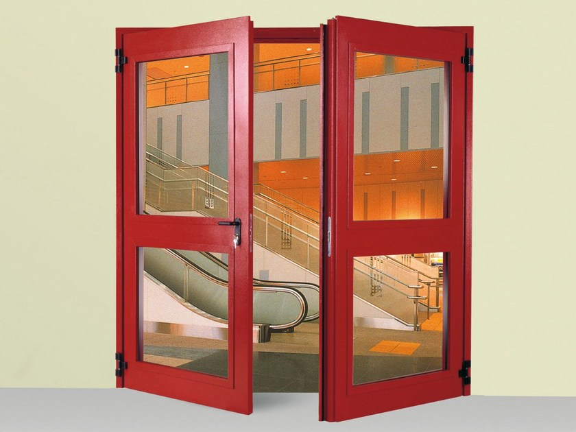 Fire proof glazed door NOVOGLASS - NOVOFERM SCHIEVANO