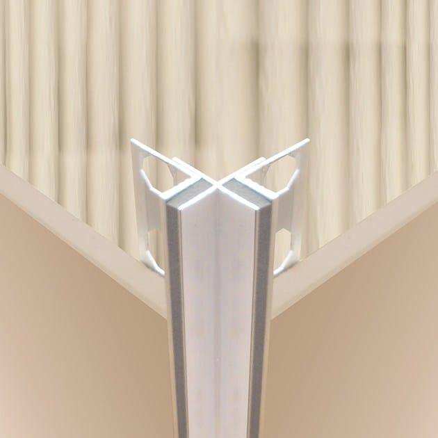 Aluminium Flooring joint NOVOJUNTA® PILASTRA | Aluminium Flooring joint - EMAC Italia