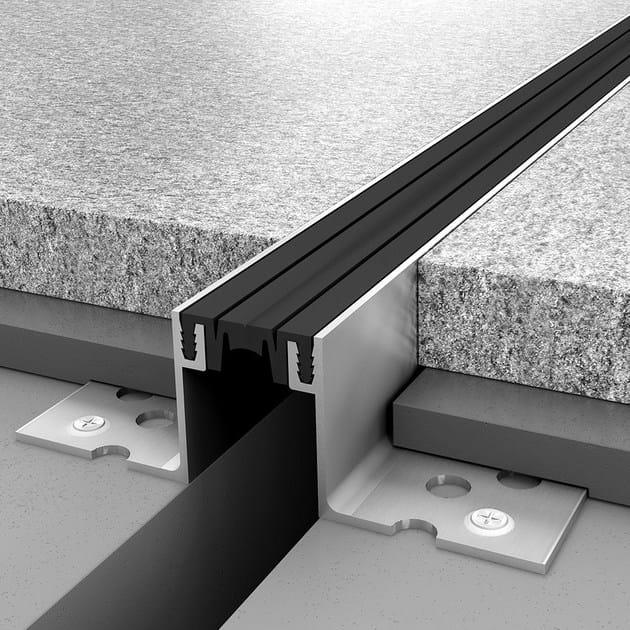 Aluminium Flooring joint NOVOJUNTA PRO® BASIC | Aluminium Flooring joint - EMAC Italia
