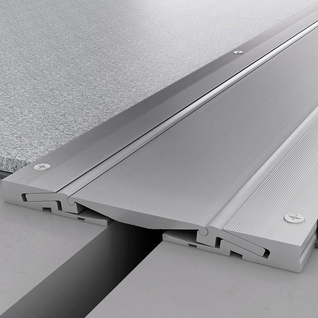 Aluminium Flooring joint NOVOJUNTA PRO® METAL SIS | Aluminium Flooring joint - EMAC Italia