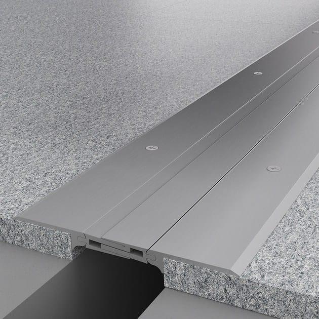 Giunto per pavimento in alluminio NOVOJUNTA PRO® METAL SP90 | Giunto per pavimento in alluminio - EMAC Italia